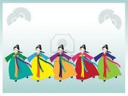 韓国の女性